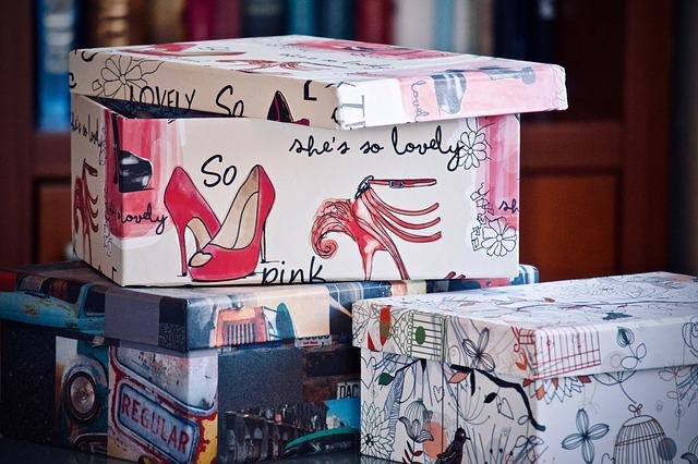 Boxes, Containers, Cardboard Boxes, Gift, Decorative