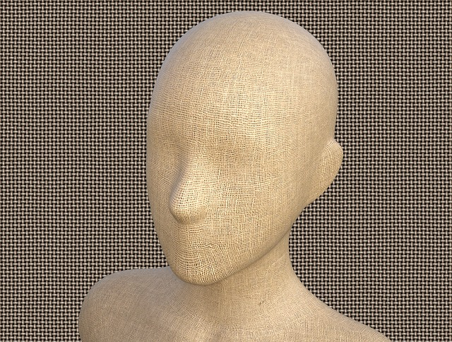 Face, Mannequin, Dummy, Model, Woman, Contemporary