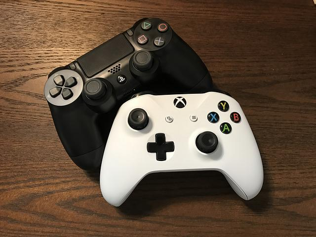 Video Game, Game, Controller