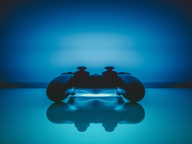 Controller, Video Games, Gaming, Playstation