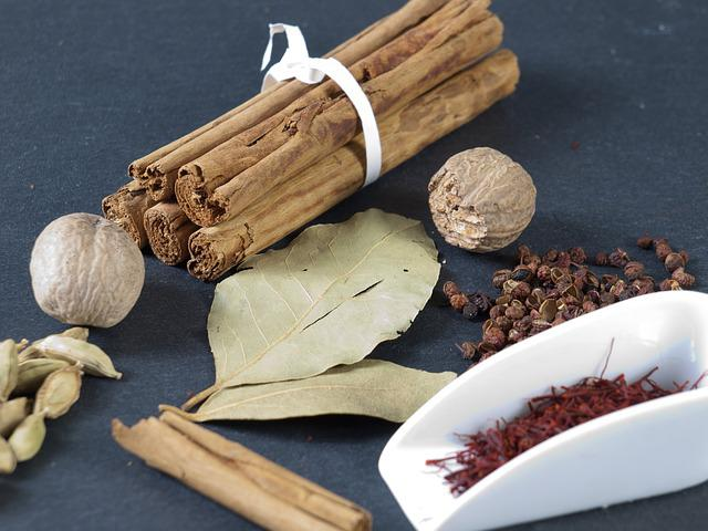 Spices, Oriental, Fragrance, Bazaar, Food, Cook