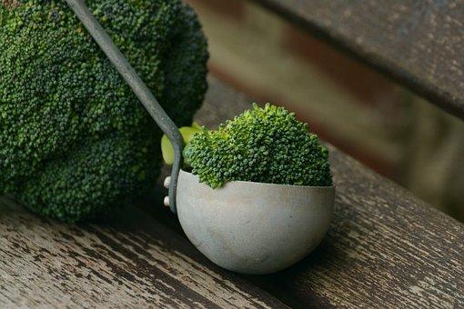 Broccoli, Vegetables, Healthy, Cook, Nutrition, Frisch