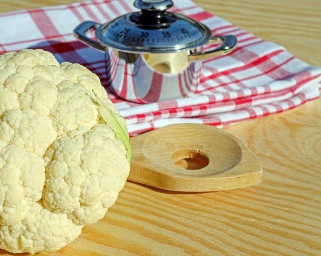Cauliflower, Vegetables, Pot, Cook, Kohl, Food