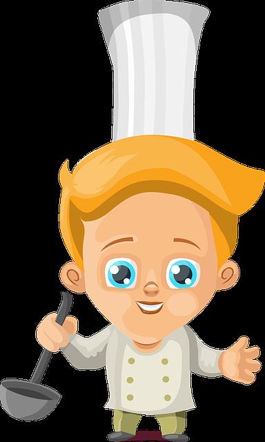 Cook, Boy, Cooking, Kitchen, Chef, Child, Little, Fun