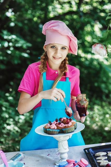 Cook, Confectioner, Food, Desserts, Sweet, Delicious
