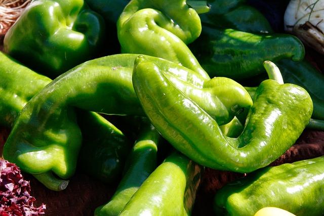 Food, Vegetables, Healthy, Paprika, Cook, Grow, Fresh