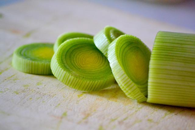 Leek, Healthy, Nutrition, Cook, Cut, Food, Vegetables