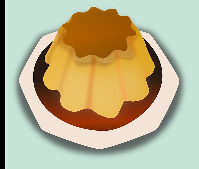 Chef, Cooking, Crème Caramel, Cuisine, Dessert, Flan