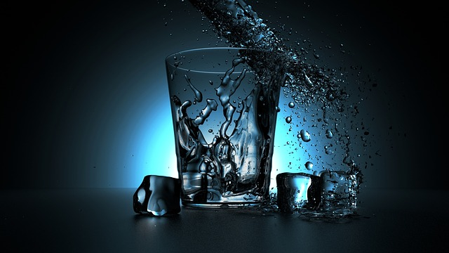 Drink, Drop, Cold, Cool, Cube, Glass, Liquid, H2o, Wet