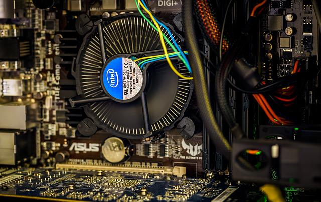 Cooler, Computer, Fan, Technology, Pc, Processor