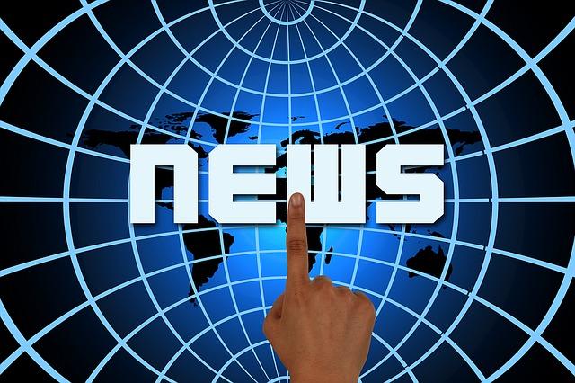 Grid, Network, Coordinates, News, Continents, Globe
