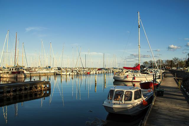 Dock, Sailboat, Manzara3, Boats, Port, Copenhagen