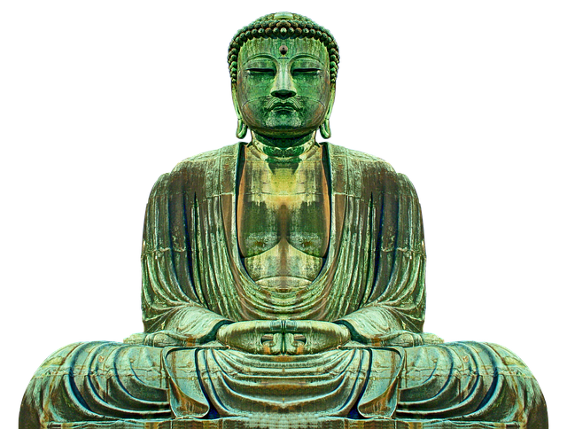 Buddha, Pray, Figure, Copper, Temple, Buddhism