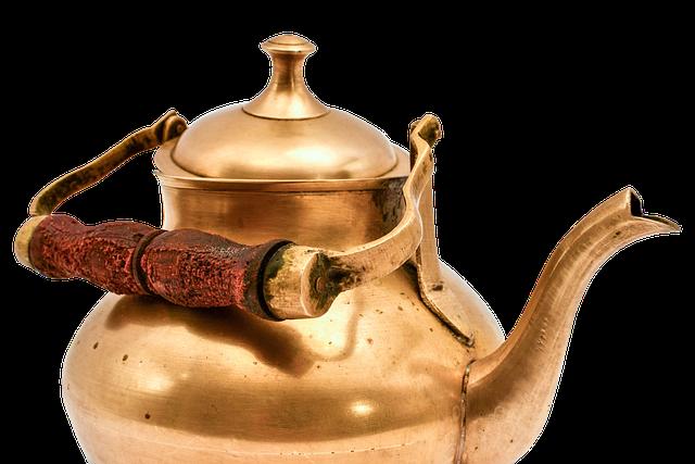 Water Boiler, Tea Kettles, Boiler, Pot, Copper, Teapot
