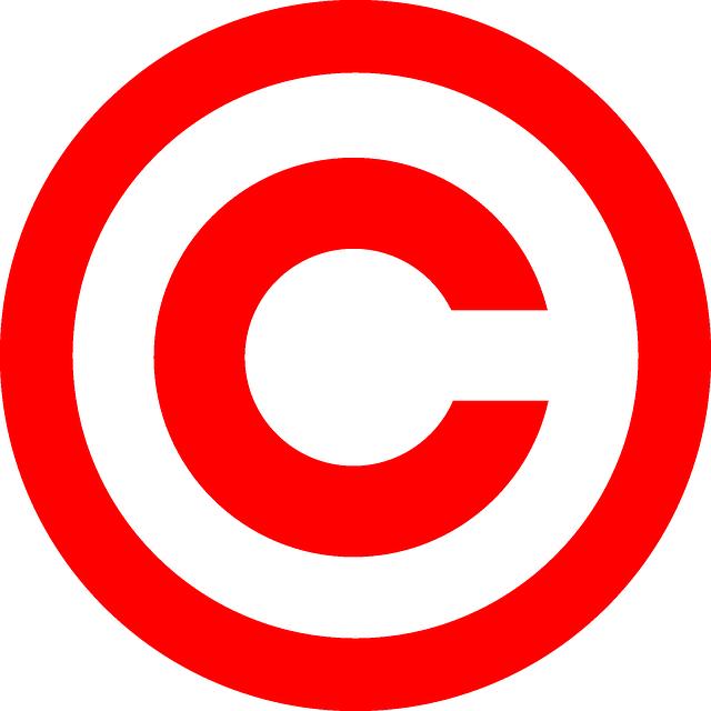 Copyright, Copywrite, Copywright Symbol