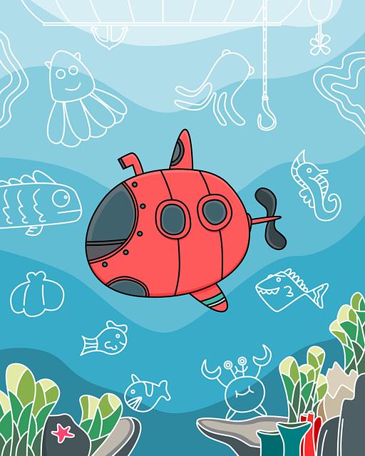 Dive, Scuba, Ocean, Sea, Water, Fish, Coral, Aquarium