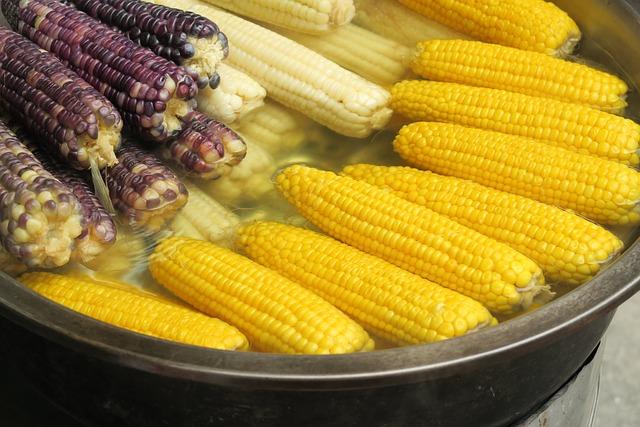 Corn, Corn Cobs