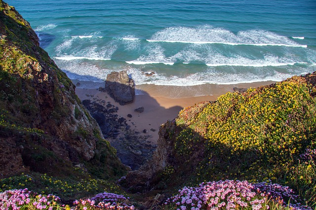 Cornwall, South Gland, Atlantic
