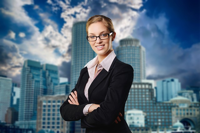 Business, Corporate, Business Woman, Urban, City