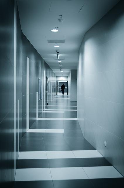 Corridor, Wc, Public Toilet, Bathroom