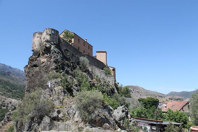 Corte, Corsican, Centre
