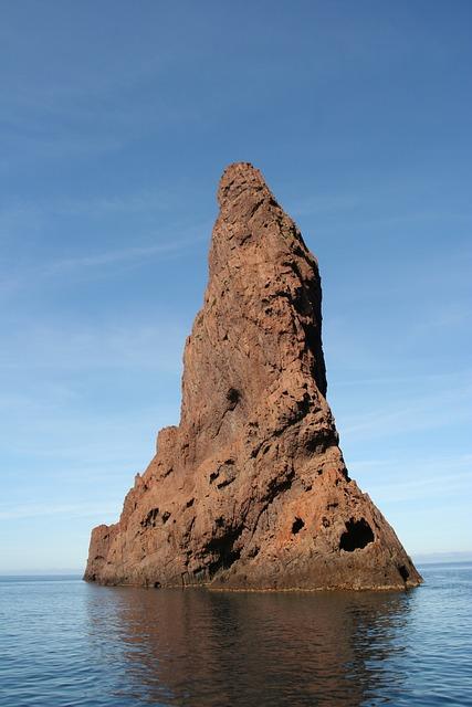 Corsican, Nature, Rock, Landscape