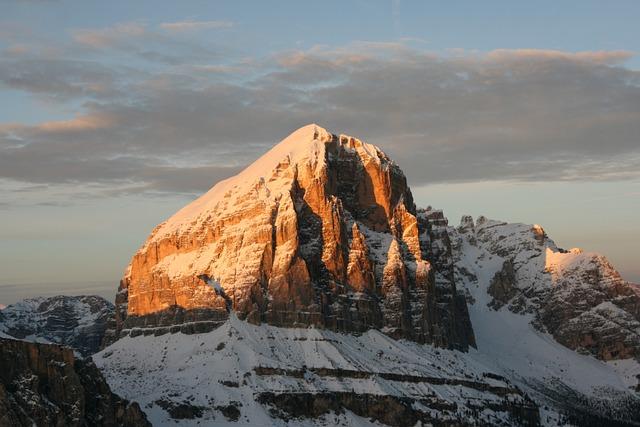 Tofana, Solomon Dirozes, Dolomites, Cortina D'ampezzo