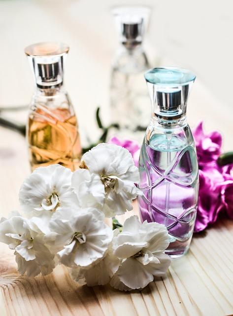 Perfume, Bottle, Glass, Cosmetics, Fragrance