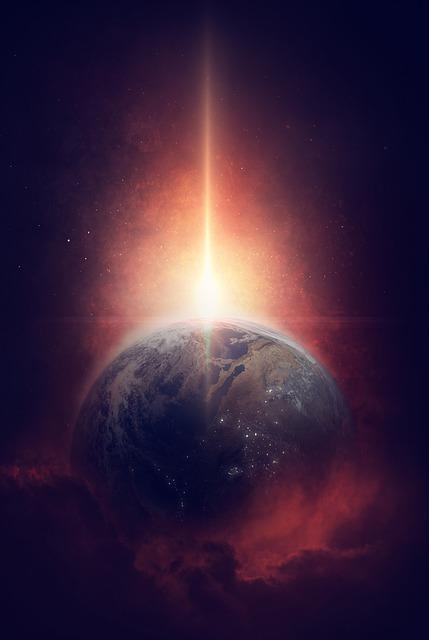 Universe, Earth, Planet, Space, Cosmos, Galaxy, Star