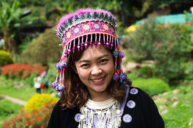 Chiang Mai, Girl, Woman, Person, People, Costume, Happy