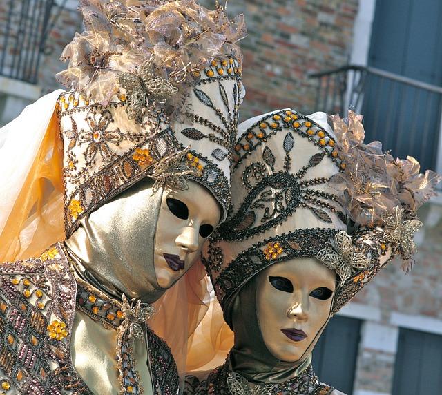 Costume, Masked Ball, Venetian, Hide, Mystery, Carnival