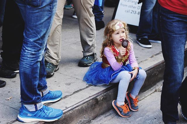 People, Kid, Child, Ice Cream, Costume, Superhero