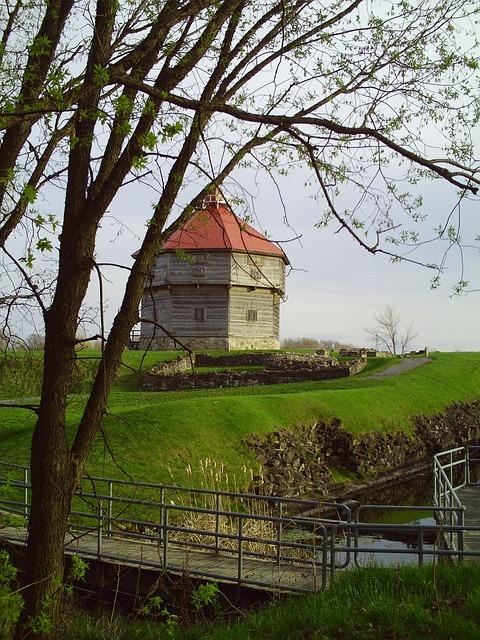 Coteau Du Lac, Landscape, River
