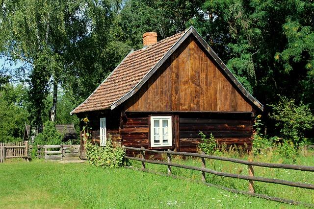 Cottage, House, Building, Village Hut, Old
