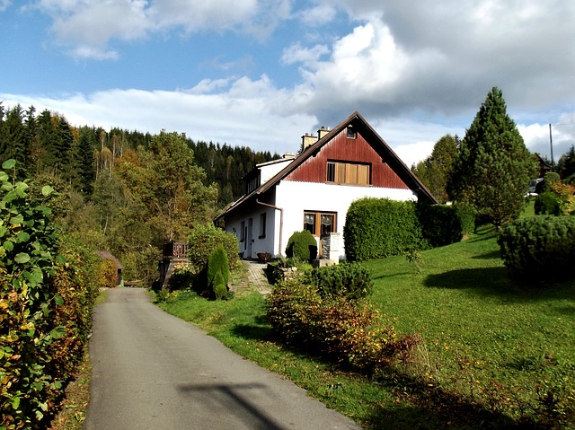 Cottage, House, Recreation, Spring, Beauty