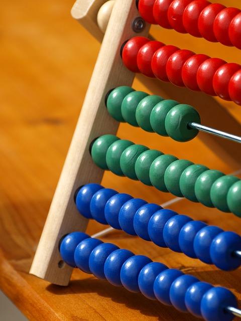 Slide Rule, Count, Math, Mathematics, School