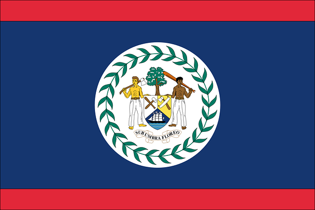 Flag, Country, Belize