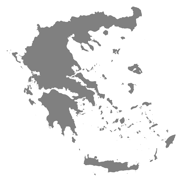 Map, Greece, Europe, Country, Symbol, Travel, World