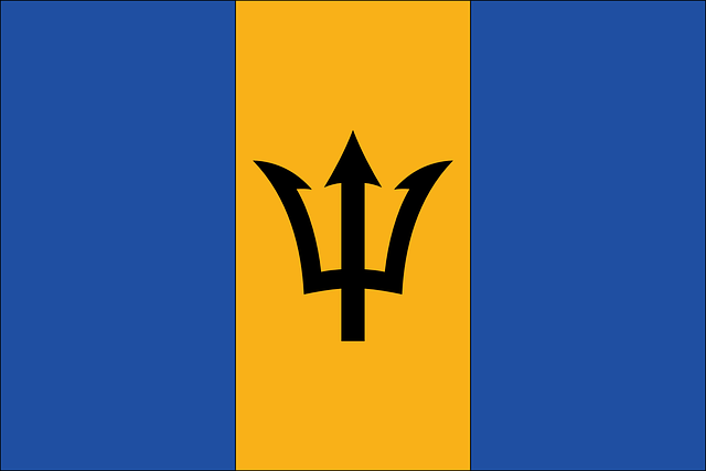 Flag, Country, Barbados