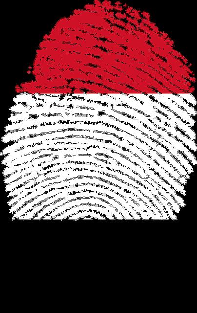 Yemen, Flag, Fingerprint, Country, Pride, Identity