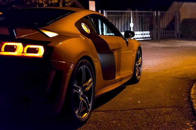 Audi, R8, Gt, Limited, Sports Car, Luxury Car, Coupe