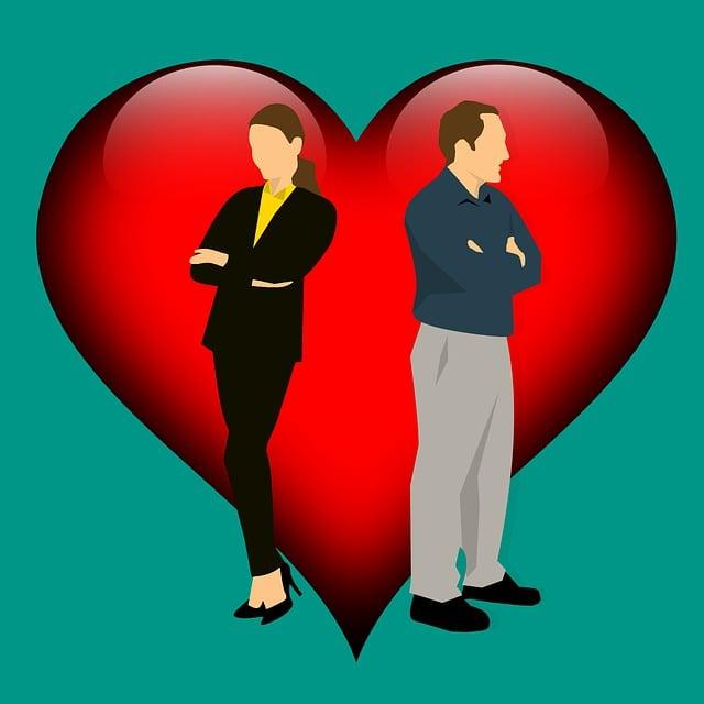Couple - Relationship, Divorce, Arguing, Separation