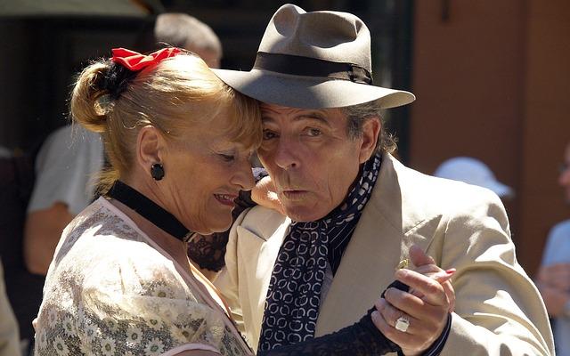Emotional, Couple, Tango, Dance, Argentina