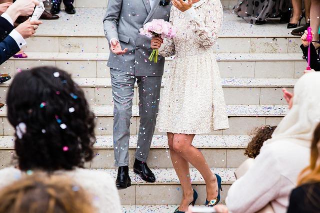 Wedding, Couple, Marriage, Ceremony