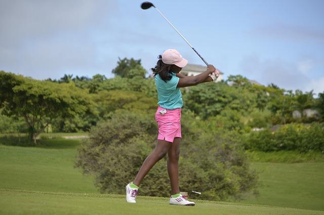 Golf, Barbados, Sport, Course, Outdoor