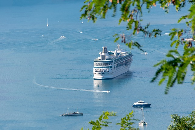 Ferry, Passengers, Sea, Cove, Cruise, Water, Holidays