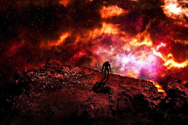 Alien, Science Fiction, Futuristic, Cover, Space