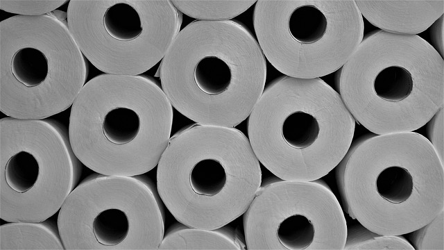 Toilet Paper, Background, Sold Out, Covid-19