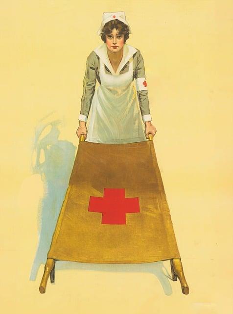 Nurse, Stretcher, Pandemic, Virus, Covid, Coronavirus