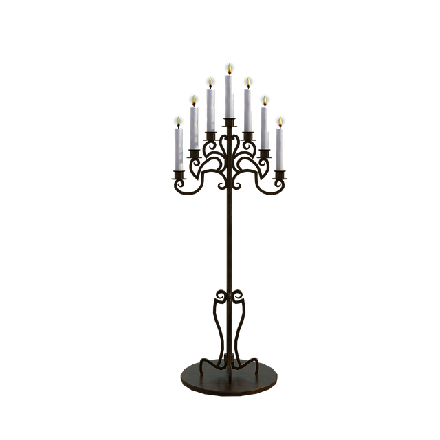 Candles, Stand, Cozy, Flames, Light, Mood, Candlestick